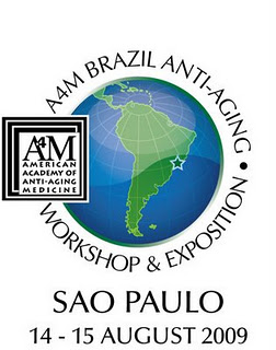 A4M Brazil Anti-Aging Workshop and Exposition Dr James Stoxen DC