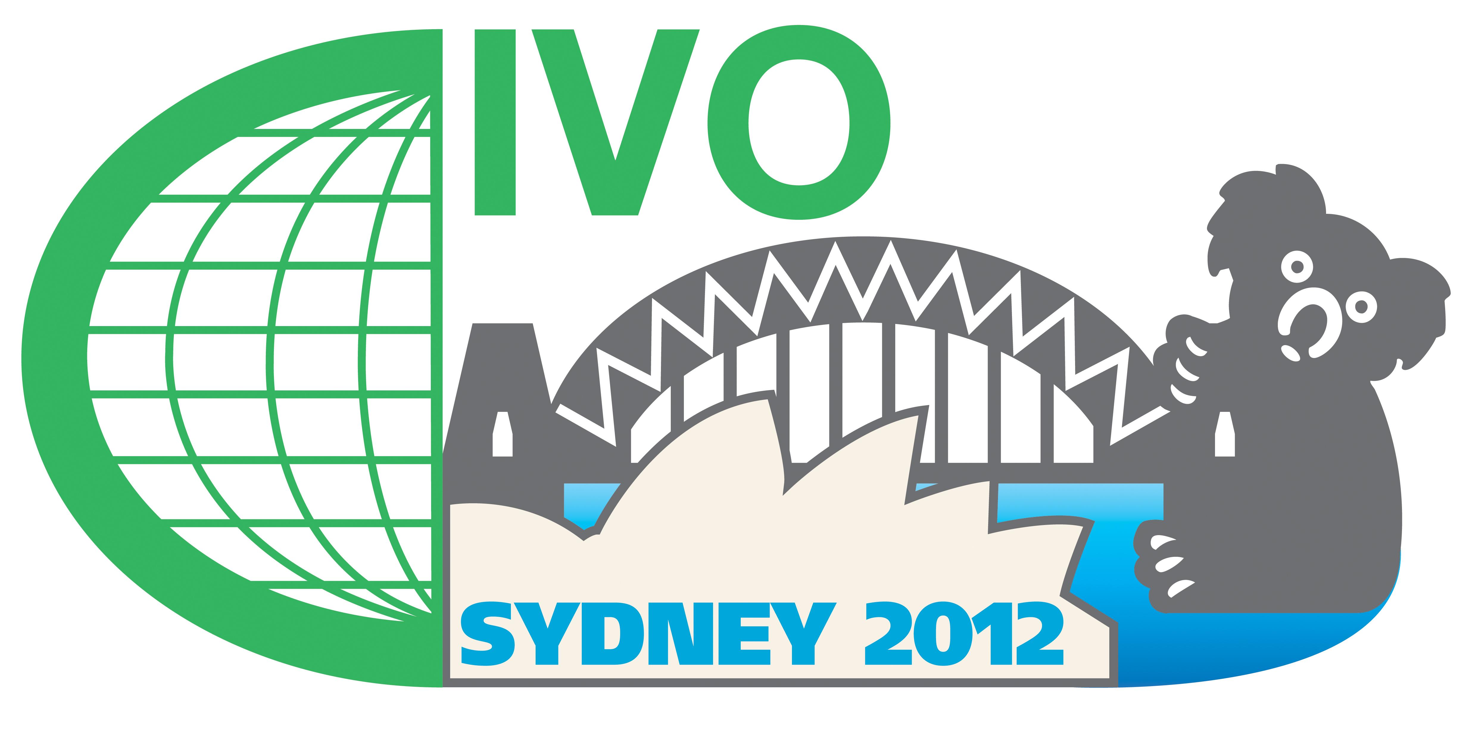 IVO Sydney logo