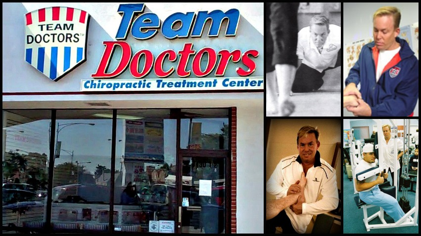 Team Doctors, Dr. James Stoxen DC
