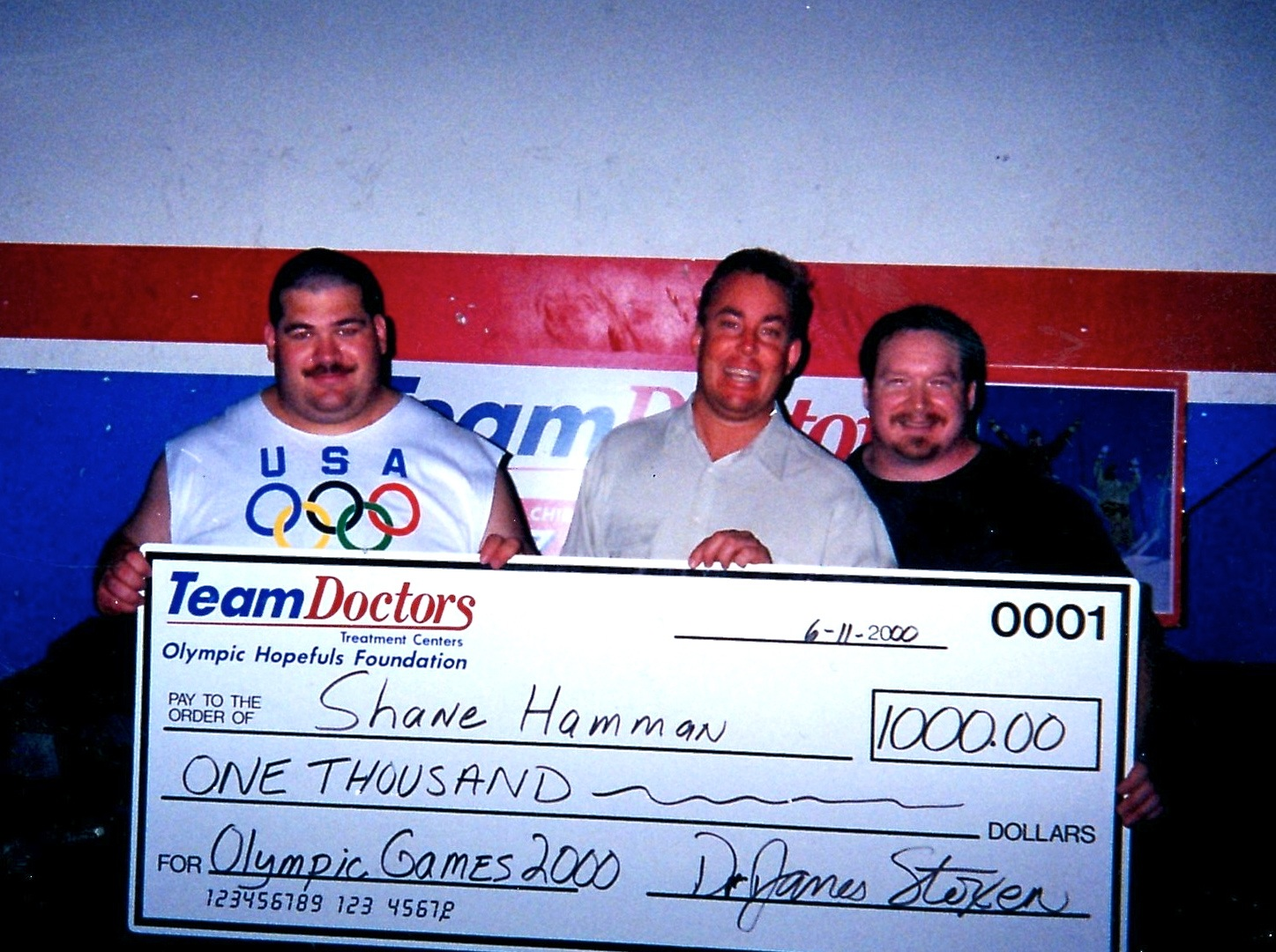 Shane Hamman Dr James Stoxen Dc And Ed Coan