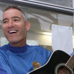 Musician Anthony Field from children&#039;s group The Wiggles. Picture: Angelo Soulas Source: News Limited