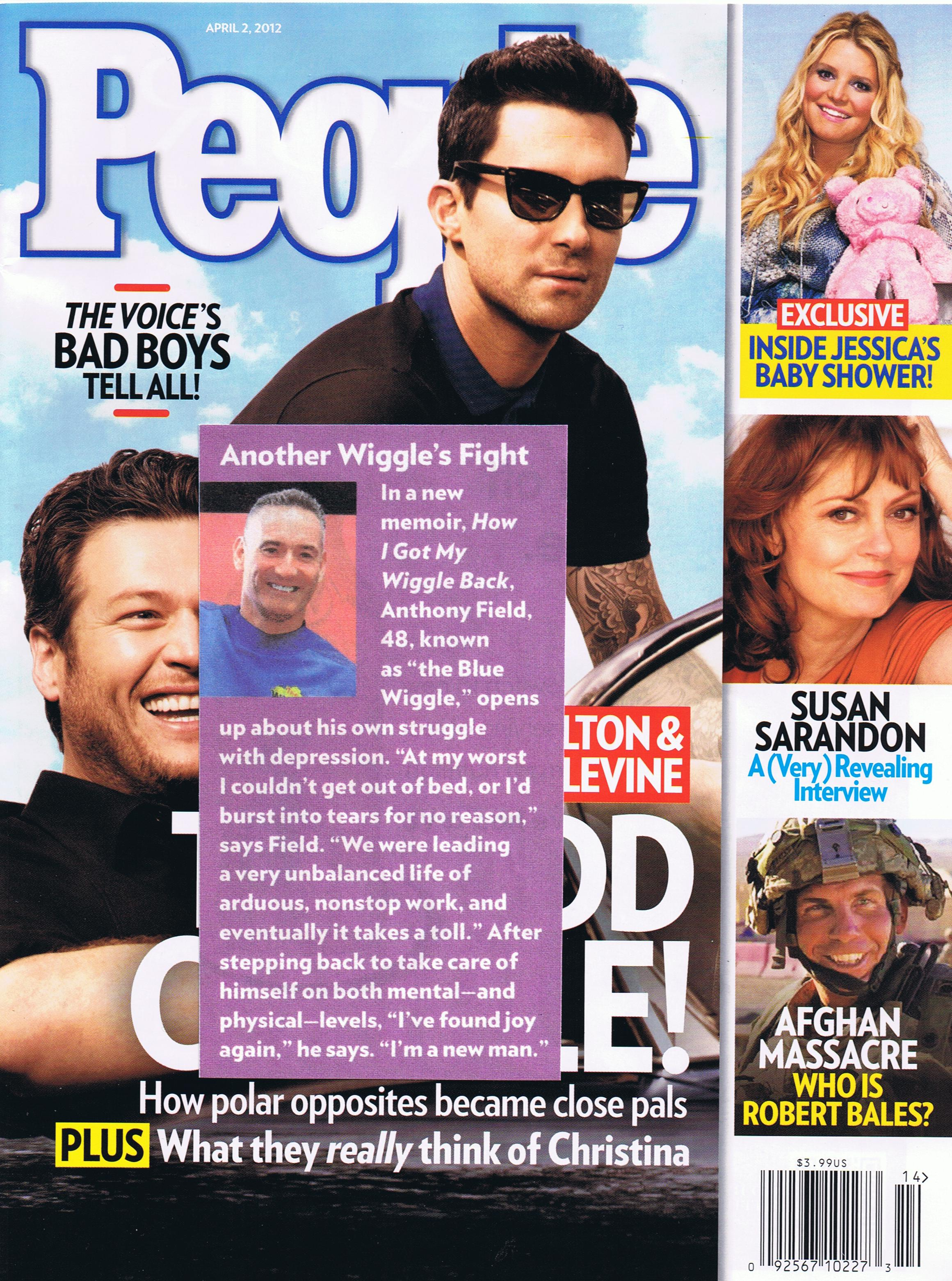 MEDIA ALERT: People Magazine This Week Features Wiggles ...