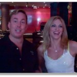 Dr James Stoxen DC with Debbie Gibson