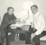 Victor Shenkin and Dr James Stoxen DC 1989
