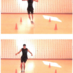8-Point Step, Lunge, Hop or Bound