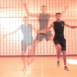 Double-Leg Lateral Hop