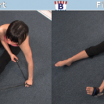 Spring Strengthening Of The Human Foot, Inversion
