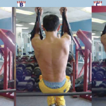 Supercharge Spring Exercises Hanging Abdominal Raises Lateral Flexion