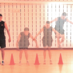 Lateral Cone Hops