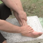 Dr. James Stoxen DC Demonstrates How To Relieve Shin Splints