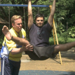The Hanging Abdominal Split with Dr. John Petrozzi Dc and Dr. James Stoxen DC
