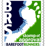 barefoot running society stomp of approval