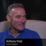 Anthony Field shares on CNN