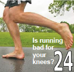 Is running Bad For your knees page 24