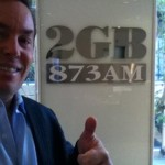 Dr. James Stoxen Dc on 2GB Radio 873AM