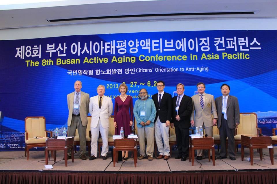 The Busan Korea Anti-aging Medical Conference and Expo 2013