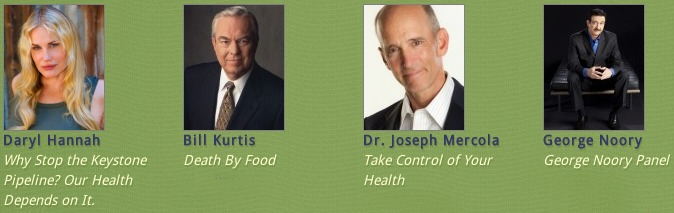 Keynote Speakers Health Freedom Expo 2013