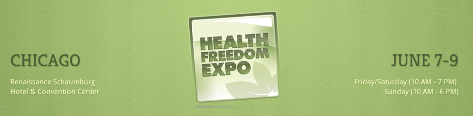 Health Freedom Expo Chicago 2013