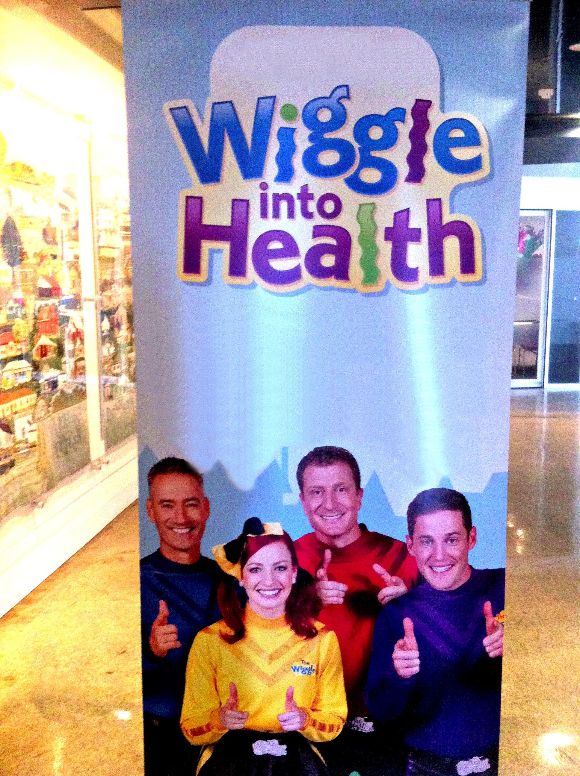 Wiggle into health