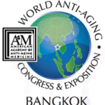 logo A4M World Anti-Aging Congress and Exposition Bangkok