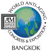 Dr. James Stoxen DC Invited to Lecture at The 6th International Bangkok Congress on Anti-Aging and Regenerative Medicine (BCAARM) @ Convention Centre At Centralworld Bangkok, Thailand | Bangkok | Bangkok | Thailand